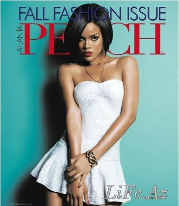 Риана - Rihanna [10 сканов]