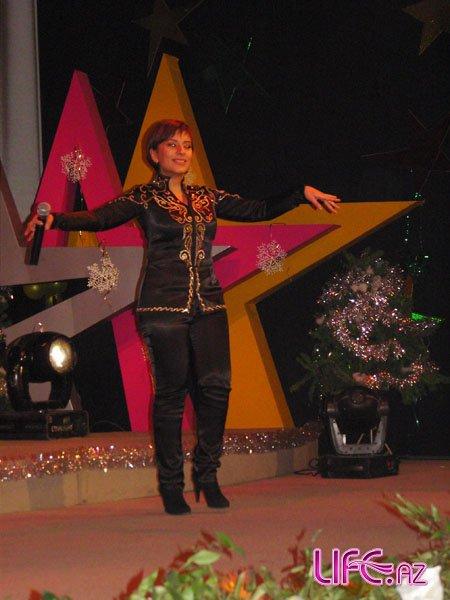 На VIP open-air party выступит Тюнзаля Агаева