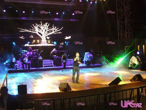 Таркан выступит в Баку и Габале в феврале
