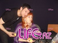 Azeri Star 2008 - участники, гости, кулис. [25 фото]