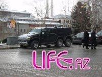 Hummer / Такого в Баку нет. [5 фото]