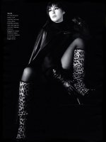 Моника Белуччи - Monica Bellucci для журнала Madame Figaro