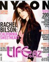 Rachel Bilson в журнале Nylon March 2008 [8 сканов HQ]