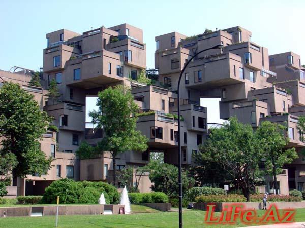 Неординарный дизайн дома