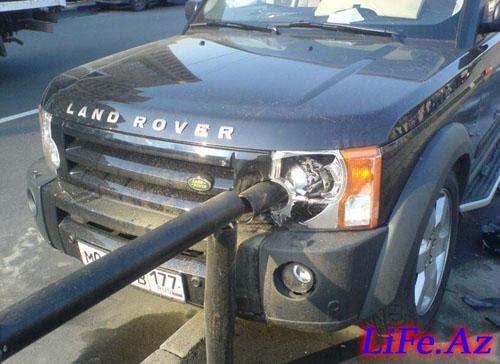 Land Rover - Жалко его такого видетЬ..