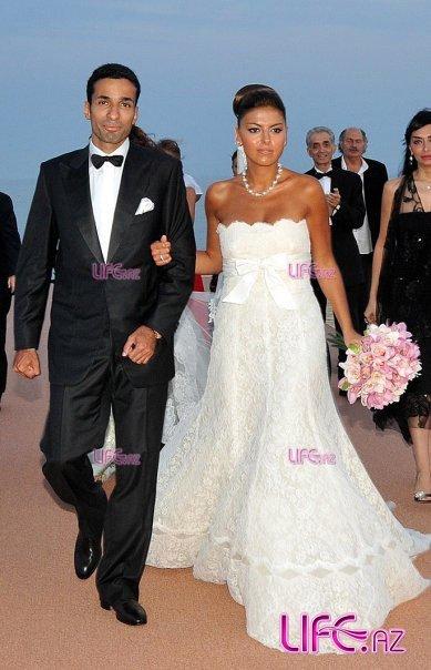 Мехрибан Алиева на свадьбе племянницы [17 фото]