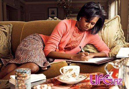 Мишель Обама появилась на обложке Vogue / Michelle Obama для Vogue [4 фото]