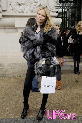 Неделя моды в Париже: знаменитости до и после шоу Chanel