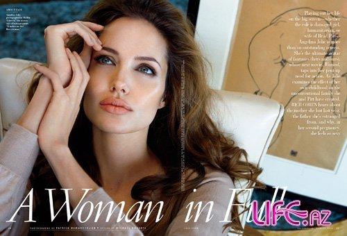 Анджелина Джоли возглавила список самых влиятельных знаменитостей