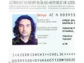 Проживающий в Азербайджане турецкий певец Челик обратился с просьбой получения азербайджанского гражданства