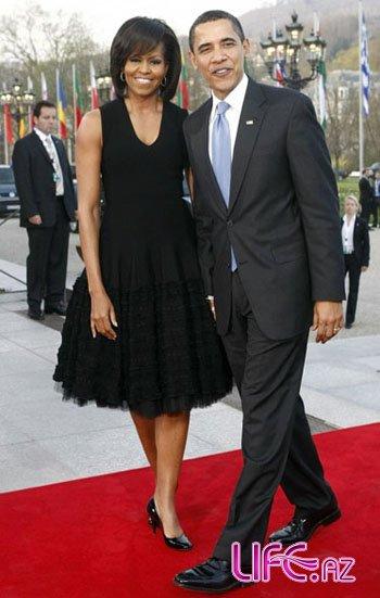 Первые леди: Мишель Обама и Карла Бруни-Саркози