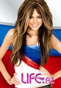 Мисс Мира Ксения Сухинова станет лицом Евровидения 2009