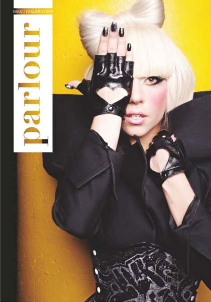Lady Gaga в журнале Parlour