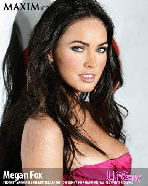 Сто самых сексуальных женщин 2009 года по версии журнала Maxim [Фото]