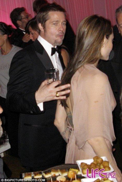 Анджелина Джоли и Брэд Питт: это были всего лишь слухи?