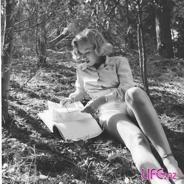 Найдены неопубликованные фотографии Мэрилин Монро