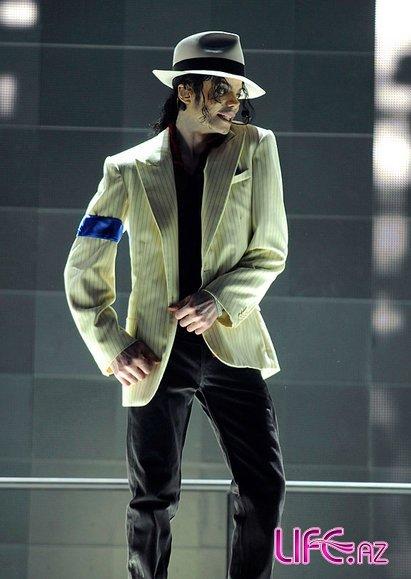Промоутеры обнародовали видеозапись репетиции Майкла Джексона