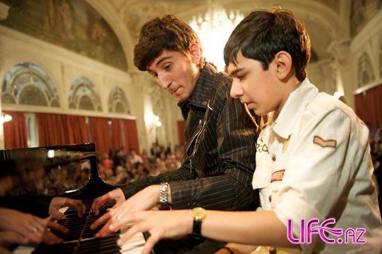 Исфар Сарабский победитель международного джаз - фестиваля