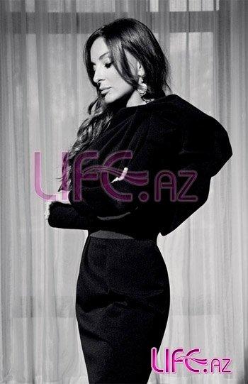 Мехрибан Алиева в Harper`s Bazaar [7 фото]