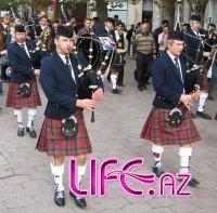 Шотландцы отметят день святого Эндрю