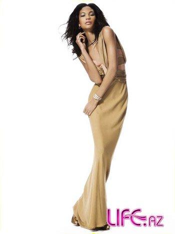 Шанель Иман в журнале Prestige