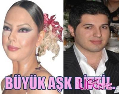 Поженившиеся месяц назад азербайджанский бизнесмен и турецкая певица Эбру Гюндеш разошлись