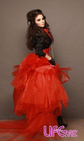 Айсель Теймурзаде представила новую песню под названием Fallin