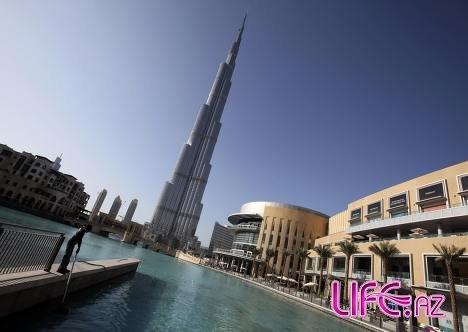 Самое высокое здание в мире торжественно открывают в Дубае [6 фото]