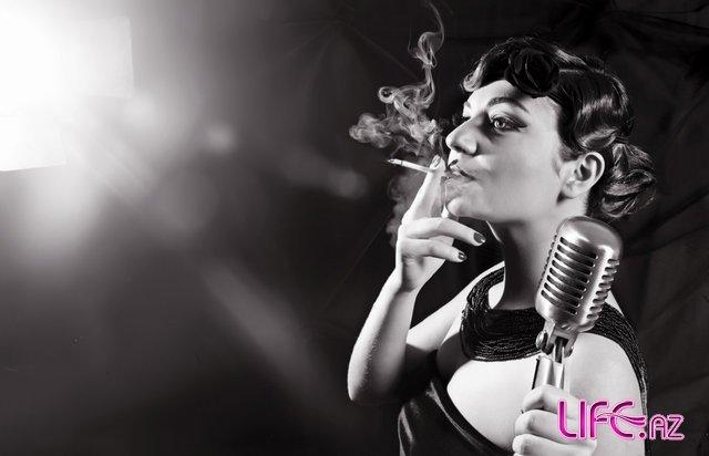 Ульвийя Рагимова - экс-кандидатка на поездку «Евровидение-2010» от Азербайджана [8 фото]