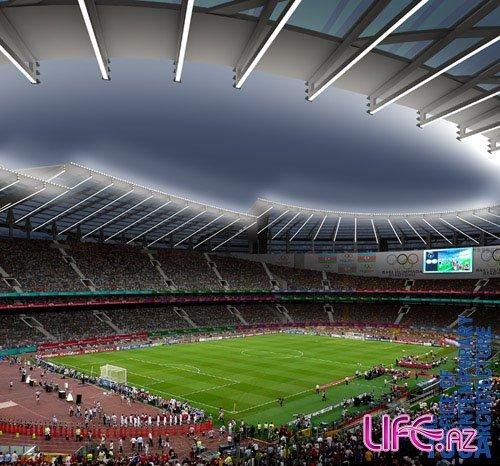 На строительство Олимпийского стадиона в Баку (Baku Olympic Stadium) выделят 1 млрд. долларов