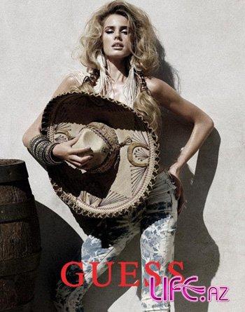 Новая кампания Guess Jeans: лето будет жарким