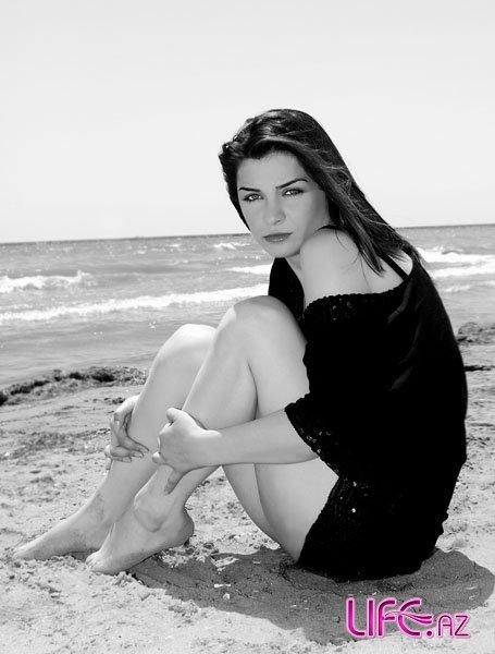 Певица из Грузии стала матерью в Баку