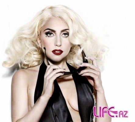 Outtakes Lady Gaga для журнала Cosmopolitan