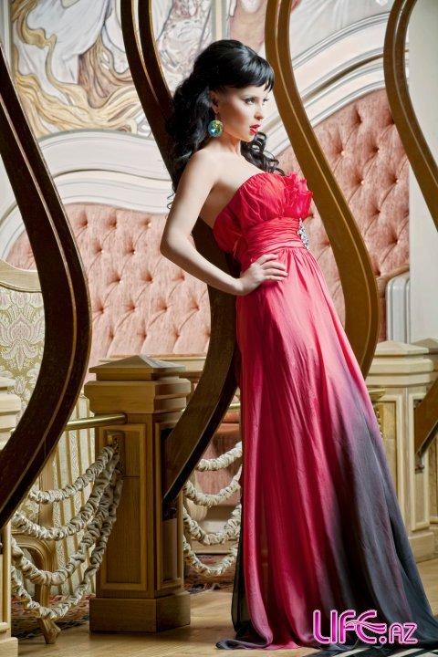 Очаровательная и юная певица Севда Яхъяева (Sevda Yahyayeva) [5 фото]