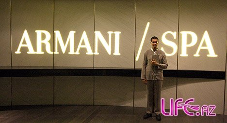 Отель Армани открылся в самом высоком здании мира