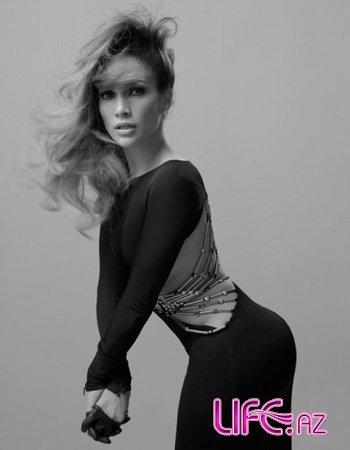 Такая разная Дженнифер Лопес в журнале Vogue [9 фото]