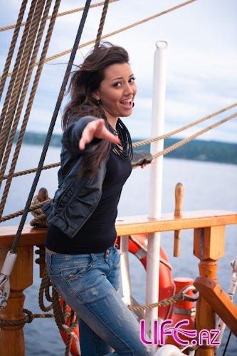 Сафура прогулялась на корабле