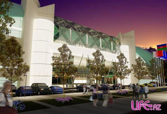 Открылся торговый центр Park Bulvar [10 фото]