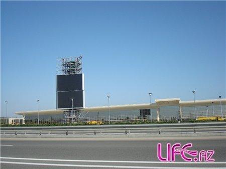 Новый центр выставок и конференций Баку Экспо [5 фото]