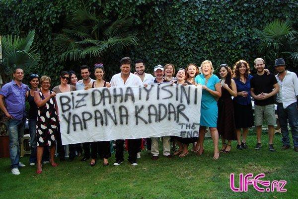 Aşk-ı Memnu - фильм привлекший десятки миллионов телезрителей и сцена побившая рекорд [фото]