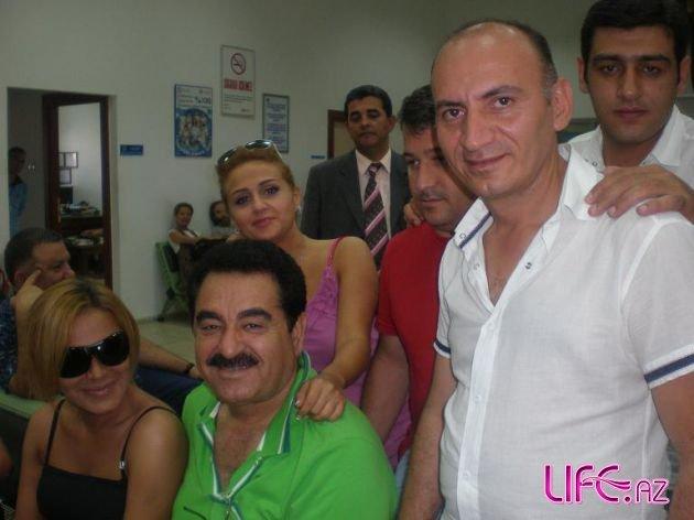 Азербайджанская певица спела на турецкой свадьбе и попала в ДТП на высокой скорости [Фото]