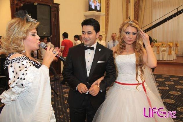 Состоялась свадьба певца Самира Пириева [4 фото]