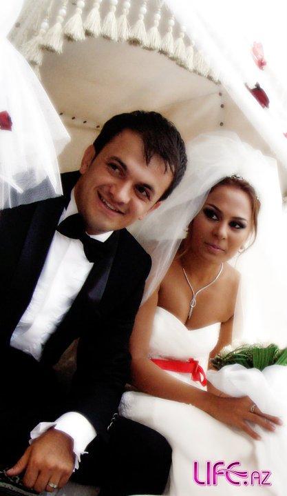Звезды азербайджанского шоу-бизнеса на свадьбе телеведущей