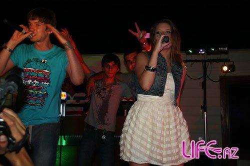 В Баку прошел концерт группы «5ivesta» [Фото]