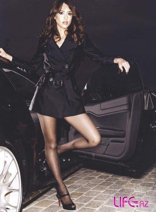 Джессика Альба в журнале FHM Австралия. Сентябрь 2010 [7 фото]