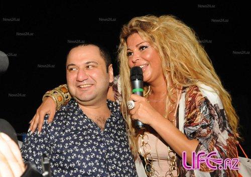 Совместный концерт турецкого исполнителя Юсуфа Гюнея и Айгюн Кязимовой в Баку [17 фото]