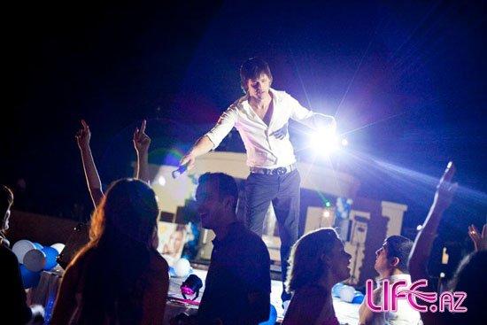 Summer Love в Баку: David Tavare + Velvet & Dan Balan [28 фото]
