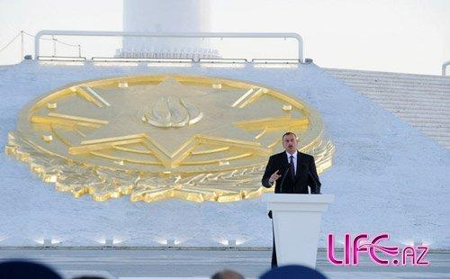 Президент Азербайджана и первая леди страны позвонив Эльдару Гасымову и Нигяр Джамал, поздравили их с победой в «Евровидение-2011»