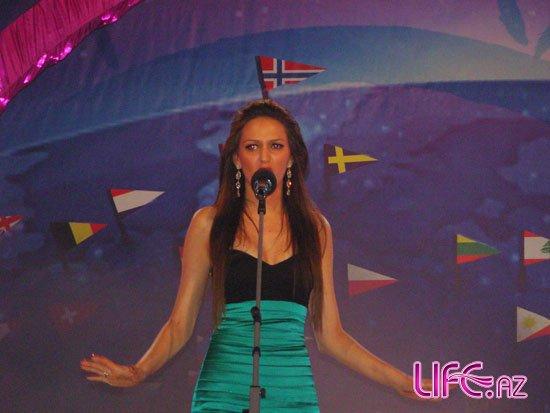 Выступление II-ой группы национального отбора «Евровидение 2011» [25 фото]