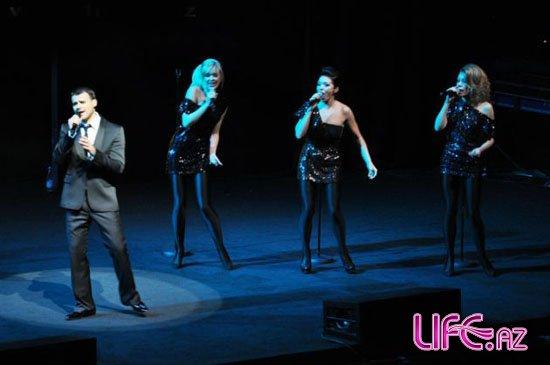 EMIN выступил с новой концертной программой в Баку
